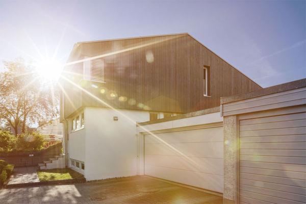 Memmingen, Allgäu, Erweiterung, Sanierung, Anbau, Aufstockung, Holzbau, Wohnraum