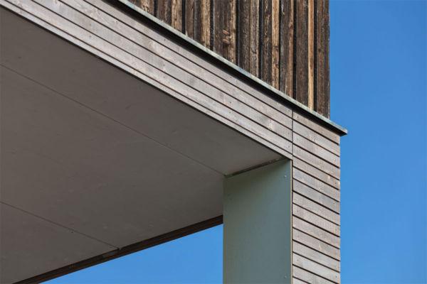 Babenhausen, Erweiterung, Sanierung, Anbau, Aufstockung, Holzbau, Wohnraum