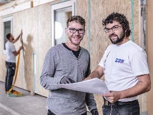 Holzbau, Hausbau , Beratung, Baukonzept, Eigenleistung, Memmingen
